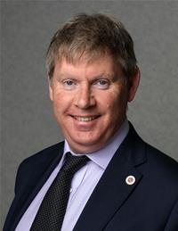 Councillor Nick Gething